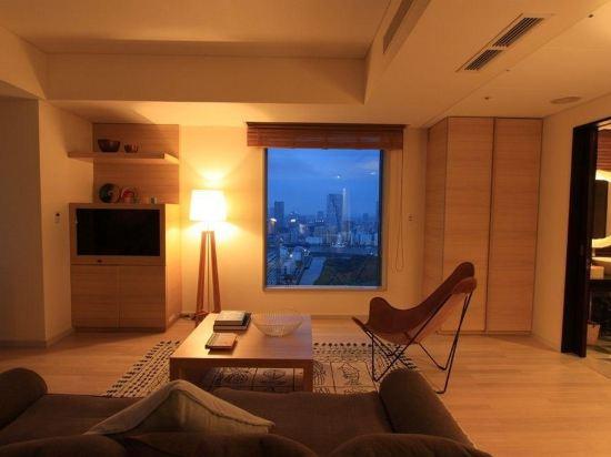 東京汐留皇家花園酒店(The Royal Park Hotel Tokyo Shiodome)精緻雙床套房-玩樂-THE CONRAN SHOP設計(概念樓層)