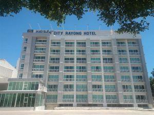 羅勇金市羅勇酒店(Golden City Rayong Hotel)
