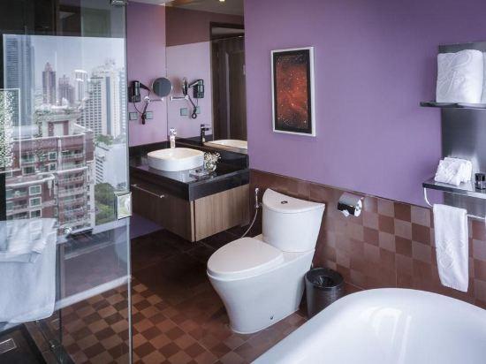 康帕斯酒店集團曼谷歐陸酒店(The Continent Bangkok by Compass Hospitality)大陸天空客房