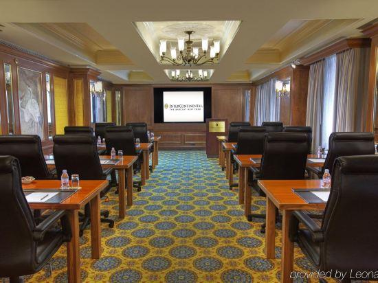 紐約巴克萊洲際大酒店(InterContinental New York Barclay Hotel)會議室
