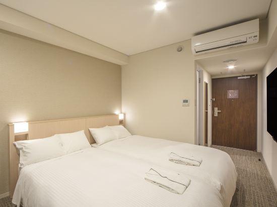 相鐵Fresa Inn-京都站八條口(Sotetsu Fresa Inn Kyoto-Hachijoguchi)雙床房