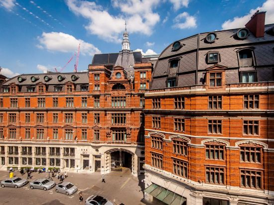Andaz London Liverpool Street-a Concept by Hyatt