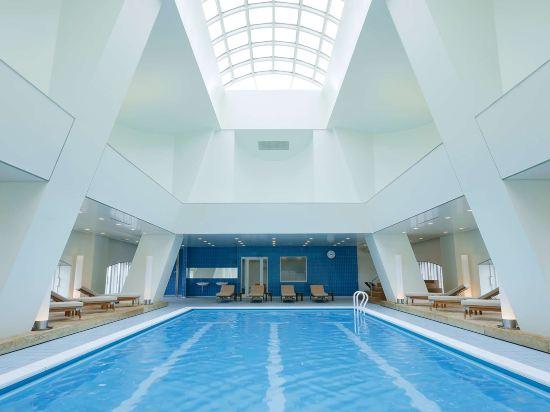 東京凱悅酒店(Hyatt Regency Tokyo)室內游泳池