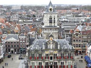 代爾夫特I黃金之心豪華公寓(Luxury Apartments Delft I Golden Heart)