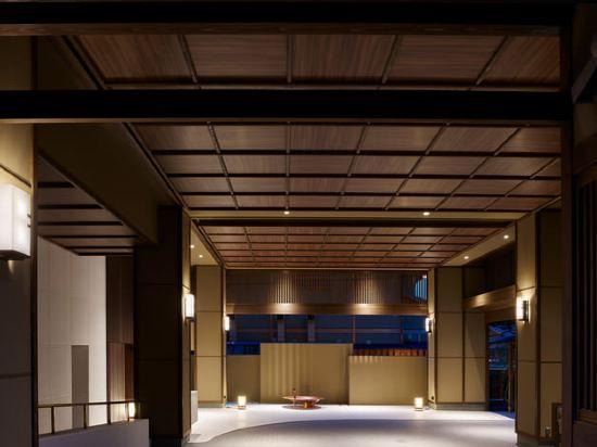 京都祗園賽萊斯廷酒店(Hotel the Celestine Kyoto Gion)公共區域
