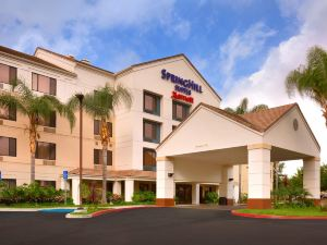 阿卡迪亞帕薩迪納萬豪春嶺套房酒店(SpringHill Suites by Marriott Pasadena / Arcadia)