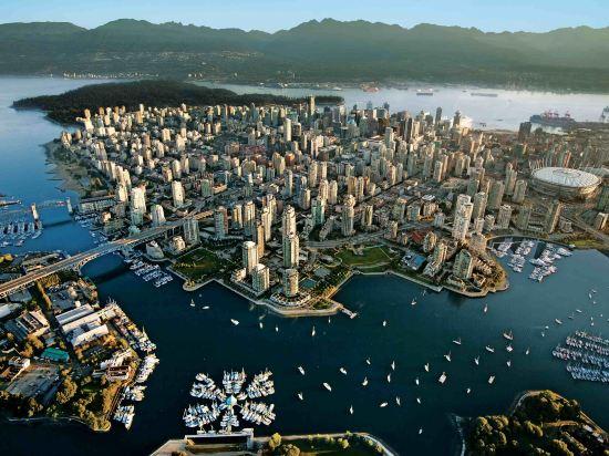 温哥華市中心萬豪德爾塔酒店(Delta Hotels by Marriott Vancouver Downtown Suites)周邊圖片