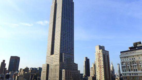 紐約曼哈頓/先鋒廣場萬怡酒店
