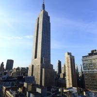 紐約曼哈頓/先鋒廣場萬怡酒店酒店預訂
