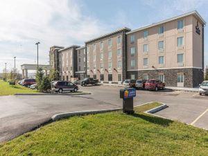 機場北舒適套房酒店(Comfort Inn & Suites Airport North)