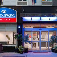 紐約時代廣場燭木套房酒店酒店預訂