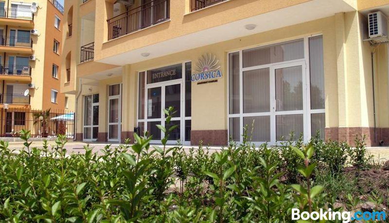 科西嘉公寓酒店