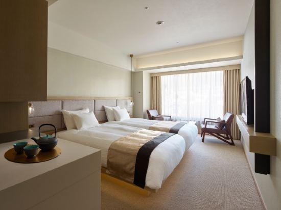 京都祗園賽萊斯廷酒店(Hotel the Celestine Kyoto Gion)高級大床房