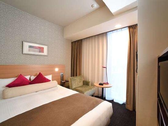 格拉斯麗札幌酒店(Hotel Gracery Sapporo)標準單人房