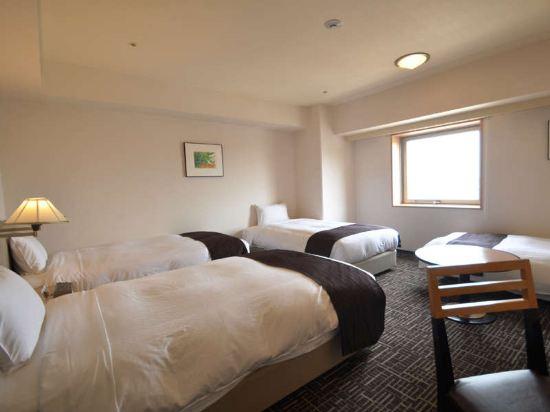 福岡運河城華盛頓酒店(Canal City Fukuoka Washington Hotel)四人房