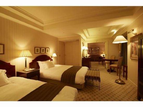 名古屋觀光酒店(Kanko Hotel Nagoya)套房