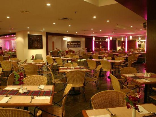 吉隆坡昂卡薩酒店(Ancasa Hotel & Spa Kuala Lumpur)餐廳