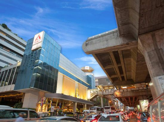 曼谷亞洲酒店(Asia Hotel Bangkok)外觀