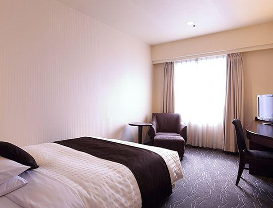 西鐵格蘭酒店(Nishitetsu Grand Hotel)標準單人房