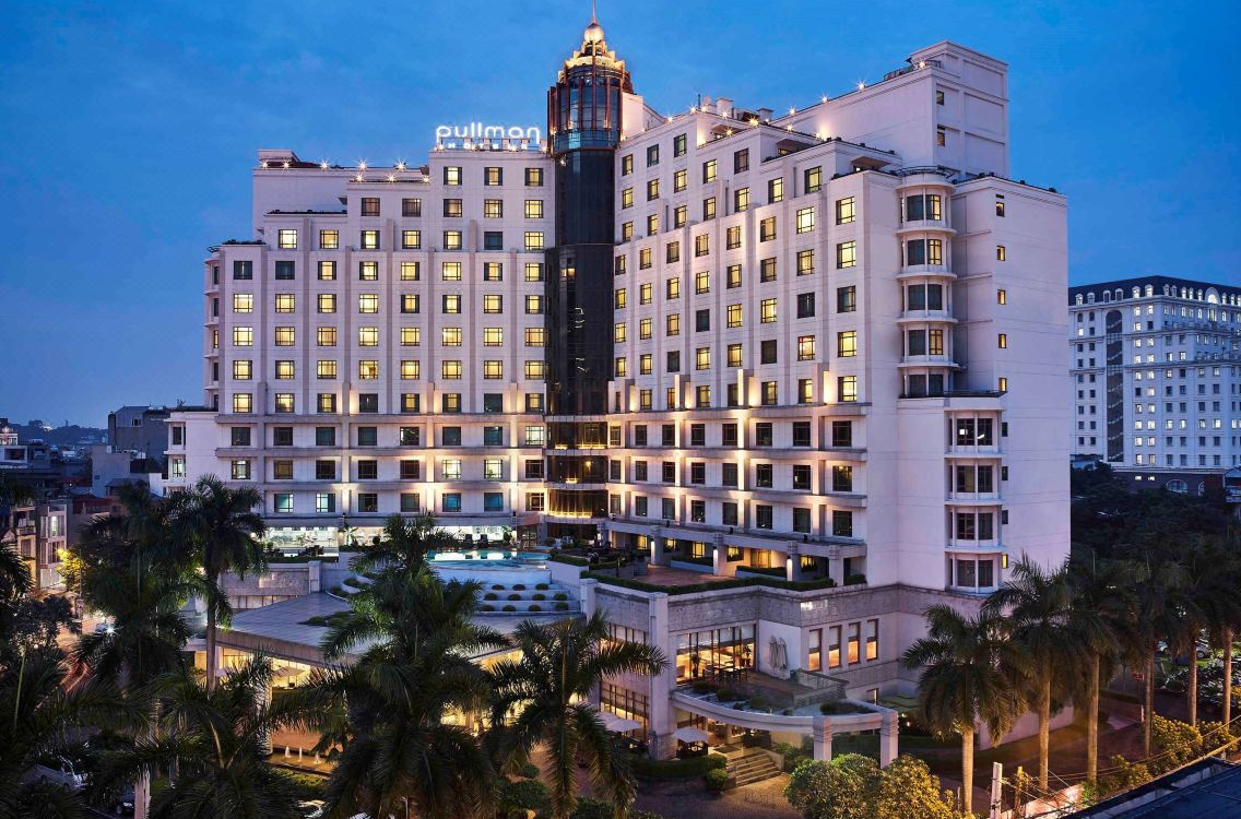 Pullman Hanoi, Hotel reviews and Room rates