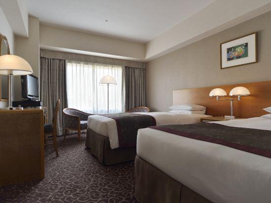 東京池袋大都會飯店(Hotel Metropolitan Tokyo Ikebukuro)標準雙床房
