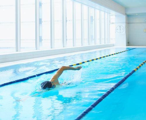 品川王子大飯店(Shinagawa Prince Hotel)室內游泳池