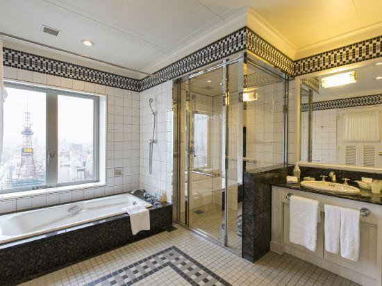 札幌蒙特利埃德爾霍夫酒店(Hotel Monterey Edelhof Sapporo)奢華房