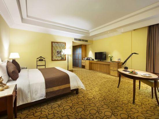 新加坡富麗敦酒店(The Fullerton Hotel Singapore)傳統房