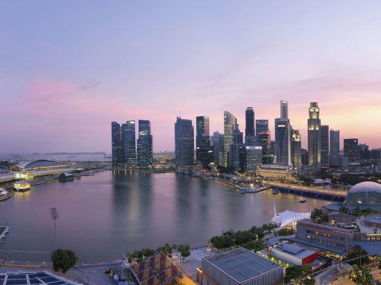 新加坡文華東方酒店(Mandarin Oriental, Singapore)海景至尊房