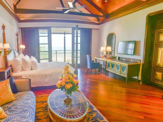 峴港富麗華大酒店(Furama Resort Danang)總統套房