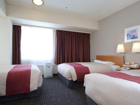 東京灣有明華盛頓酒店(Tokyo Bay Ariake Washington Hotel)三人房