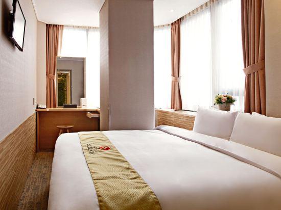 天空花園酒店明洞2號店(Hotel Skypark Myeongdong 2)標準大床房