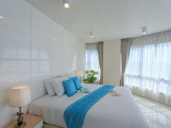 華欣皇家館酒店(Royal Pavilion Hua Hin)行政蘭花套房
