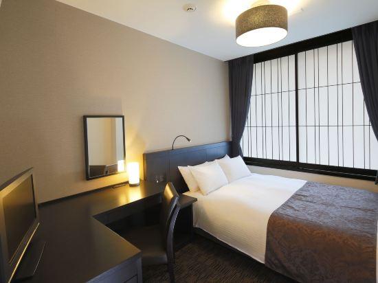 京都塔酒店(Kyoto Tower Hotel)標準雙人房