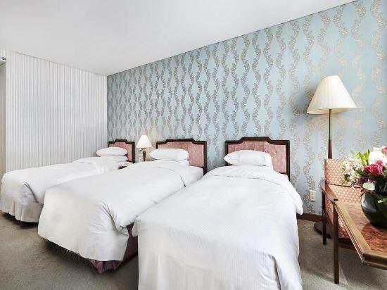 總統酒店(Hotel President)家庭三人房
