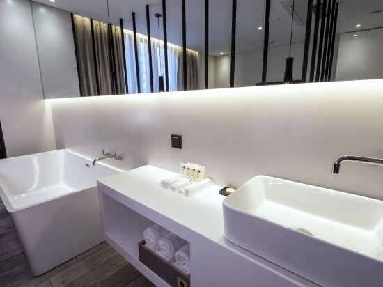 東大門設計師酒店(Hotel the Designers Dongdaemun)豪華大床房