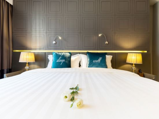 曼谷威爾酒店(Well Hotel Bangkok)豪華家庭房