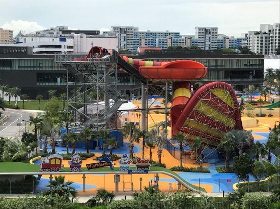新加坡城東樂怡渡假村(D'Resort @ Downtown East Singapore)周邊圖片