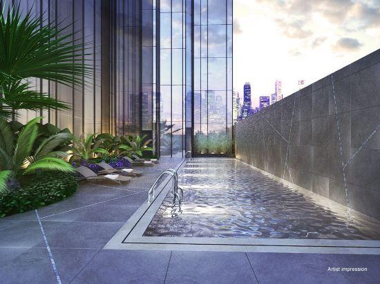 新加坡米閣大酒店(Hotel Mi Singapore)健身娛樂設施