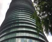 吉隆坡城中城漩渦套房啟發屋酒店