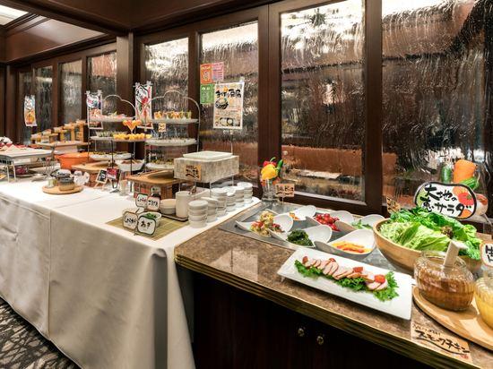 福岡西中洲大和ROYNET酒店(Daiwa Roynet Hotel Fukuoka Nishinakasu)餐廳