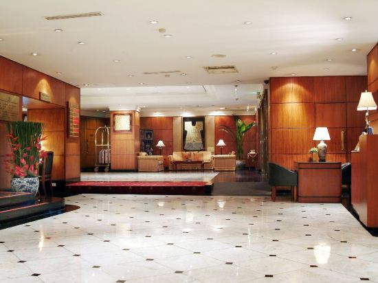 台北豪景大酒店(Hotel Riverview Taipei)公共區域