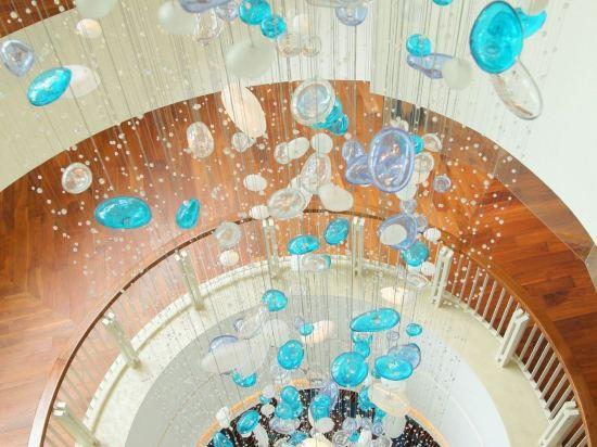 香港愉景灣酒店(Auberge Discovery Bay Hong Kong)公共區域