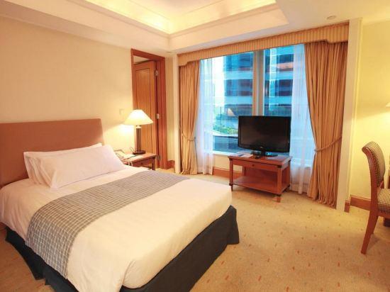 香港九龍海逸君綽酒店(Harbour Grand Kowloon)豪華套房