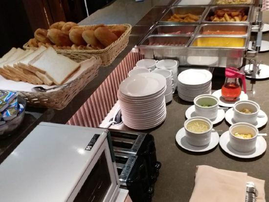香港朗逸酒店(Largos Hotel)餐廳