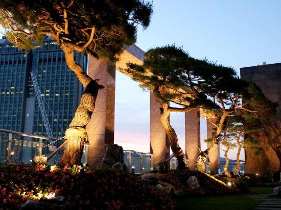 釜山阿爾班酒店(Arban Hotel Busan)外觀