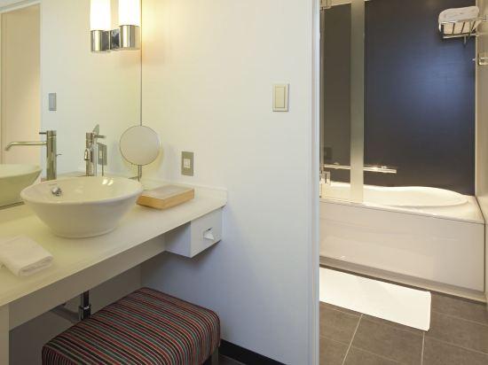 大阪南海瑞士酒店(Swissotel Nankai Osaka)瑞士優勢大床房