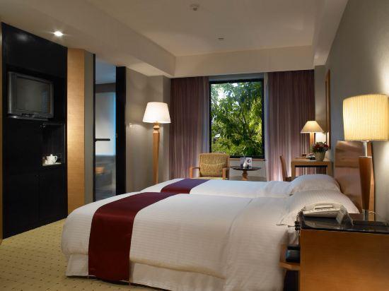 台北北投春天酒店(Spring City Resort)標準雙人間