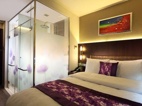 新加坡客來福酒店香港街5號(Hotel Clover 5 Hong Kong Street Singapore)行政俱樂部房