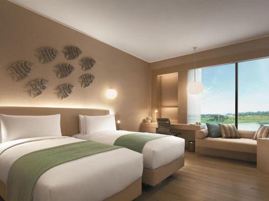 新山香格里拉公主港今旅酒店(Hotel Jen Puteri Harbour Johor Bahru by Shangri-La)俱樂部房